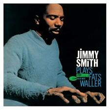 Jimmy Smith Plays Fats Waller CD NEW Blue Note Jazz Rudy Van Gelder Remaster