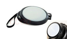 77mm WB White Balance Lens Filter Cap with Filter Mount