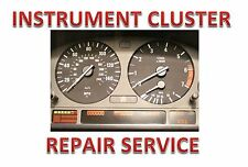 BMW E38 E39 E53 M5 X5 Land Rover Instrument Cluster 1-Day Pixel Repair Service