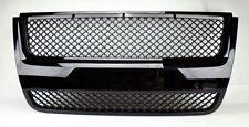 Ford Explorer 07-10 Honeycomb Mesh Gloss Black Front Hood Bumper Grill
