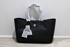 NWT Tory Burch Roslyn Tote in Black 28159888 MSRP $395