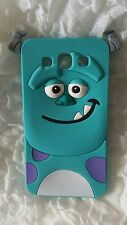 IT- PHONECASEONLINE SILICONE COVER MONSTER PARA SAMSUNG GALAXY S3