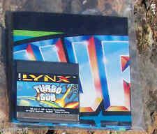 Turbo Sub  (Lynx, 1991)Atari New No Box