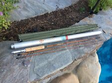 H&I Imperial Crown REGISTERED Tubular Power Glass Fly Rod-XLNT Shape With Tube