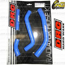 DRC Blue Radiator Rad Hose Kit For Yamaha YZ 450F 2010-2013 Motocross Enduro