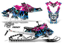 AMR Racing Sled Wrap Polaris Axys SKS Snowmobile Graphics Sticker Kit 2015+ FRNZ