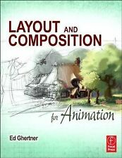 Layout and Composition for Animation, Ghertner, Ed, New Condition