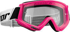 New 2017 Thor Combat Anti-Fog MX SX ATV Race Motocross Riding Goggles 8 Colors