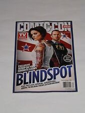 SDCC 2016 EXCLUSIVE TV GUIDE MAGAZINE BLINDSPOT COVER