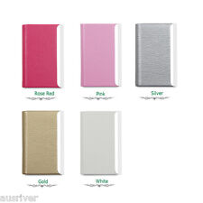 Stainless Steel Business Cardcase Card Case Holder Free Engraving Large Capacity