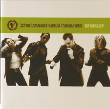 CD - The Brand New Heavies - Shelter - #A1190