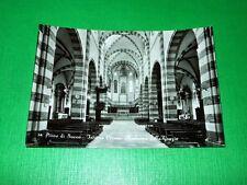 Cartolina Piove di Sacco - Interno Chiesa Madonna delle Grazie 1950 ca