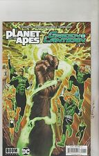 BOOM & DC COMICS PLANET OF THE APES GREEN LANTERN #1 FEBRUARY 2017 1ST PRINT NM