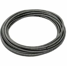 "Flexicore Drain Cleaning Pipe Replacement Cable 1/4"" x 50' w/ Down Head 50HE1-DH"