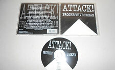 CD SAMPLER Attack! progressive Dream 16. tracks 09/15