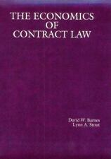 Barnes and Stout's Economics of Contract Law (American Casebook Series), Lynn A