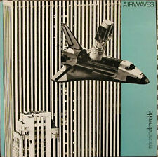 ALAN PARKER AIRWAVES DE WOLFE LIBRARY LP 1981 SPACE ACTION SYNTH FUNK LISTEN