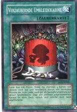 Yu-Gi-Oh-Karte - Verzaubernde Umkleidekabine