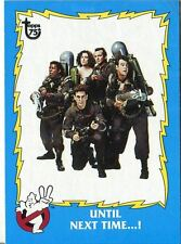 Topps 75th Anniversary Base Card 92 Ghostbusters II