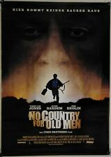 (Gerollt) Kinoplakat - No Country for Old Men (2007)  #372