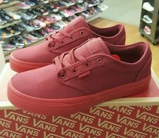 VANS ATWOOD VN0003Z9IB3 BURGUNDY/RED YOUTH US SZ 5Y