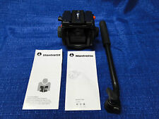 Manfrotto 501HDV Pro Video Fluid Head w/Quick Release