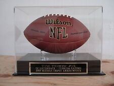 Display Case For A Tim Tebow Florida Gators Heisman Autographed Football