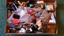 Huge Lot 1 GI Joe Loose Weapons Shoes Hats Equiptment Rare Accessories Parts