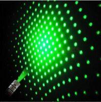 Green 6 In 1 UK New  Professional Gift 1mW  Lazer  Green  Laser Pointer Pen