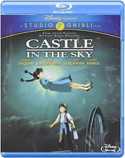 Castle in the Sky (Two-Disc Blu-ray/DVD Combo)(Format: Blu-ray)