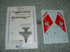 Superscale decals 1/32 32-231 F-16C Falcon 160th FS 187 FW  G62