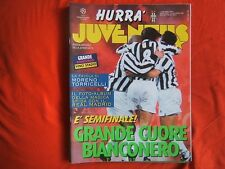 HURRA JUVENTUS=N°4 1996=JUVENTUS-REAL MADRID