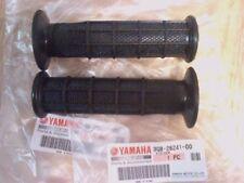 New OEM Yamaha Grips BANSHEE YFZ350 YFZ 350 WARRIOR YFM350 YFM YFS200 BLASTER