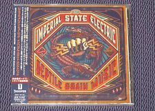 "IMPERIAL STATE ELECTRIC ""REPTILE BRAIN MUSIC"" JAPAN CD 14 TRACKS *SEALED*"