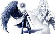 Sephiroth Final  Fantasy 7 - Poster Huge 34 in x 22 in -Fast Shipping - Limited