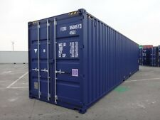 40ft one trip HIGH CUBE shipping container £2400.00+vat