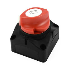 600A Car RV Boat Battery Selector Isolator Disconnect Rotary Switch Cut On/Off
