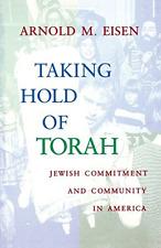 Eisen-Taking Hold Of Torah  BOOK NUOVO
