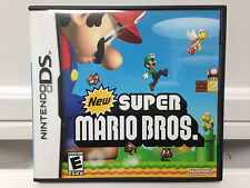 ** New Super Mario Bros - Nintendo DS - Used/Good - Free Shipping!
