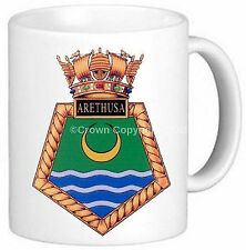 HMS ARETHUSA COFFEE MUG