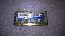 Memoria SoDimm DDR2 ADATA ADOVE1A0834E 1GB PC2-6400 DDR2 800MHz CL6 200 Pin