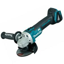 "MAKITA DGA454Z 18V LI-ION 4.5"" / 115MM CORDLESS BRUSHLESS ANGLE GRINDER BODY NEW"