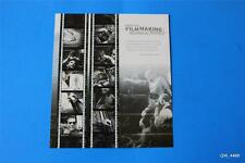 American Filmmaking BEHIND the SCENES Stamps 2003, SC #3772 Sheet Of 10 VF MNH