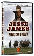 JESSE JAMES - AMERICAN OUTLAW (PRESENTED BY THE HISTORY CHANNEL) DVD 2006 (NEW)