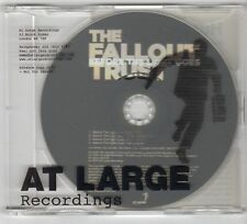 (GS982) The Fallout Trust, Before The Light Goes - 2005 DJ CD
