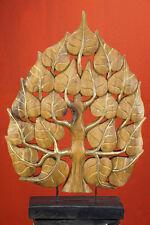 60cm Árbol De La Vida Decoración Expositor Escultura madera maciza Tailandia