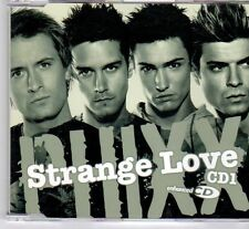 (DX721) Phixx, Strange Love, CD 1 - 2005 CD