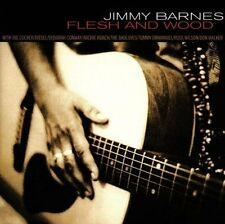 Jimmy Barnes Flesh and wood (1993) [CD]
