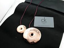 CK35 Calvin Klein rosegold Kette Model Yoyo Limited Edition Pink Gold plated