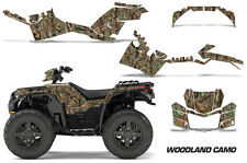 AMR Racing Polaris Sportsman 850 Graphics Kit Wrap ATV Sticker Decals 2017 WCAMO